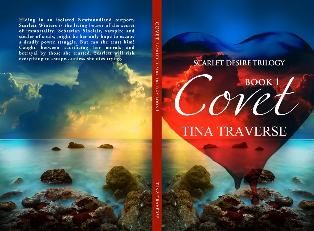 Covet paperback