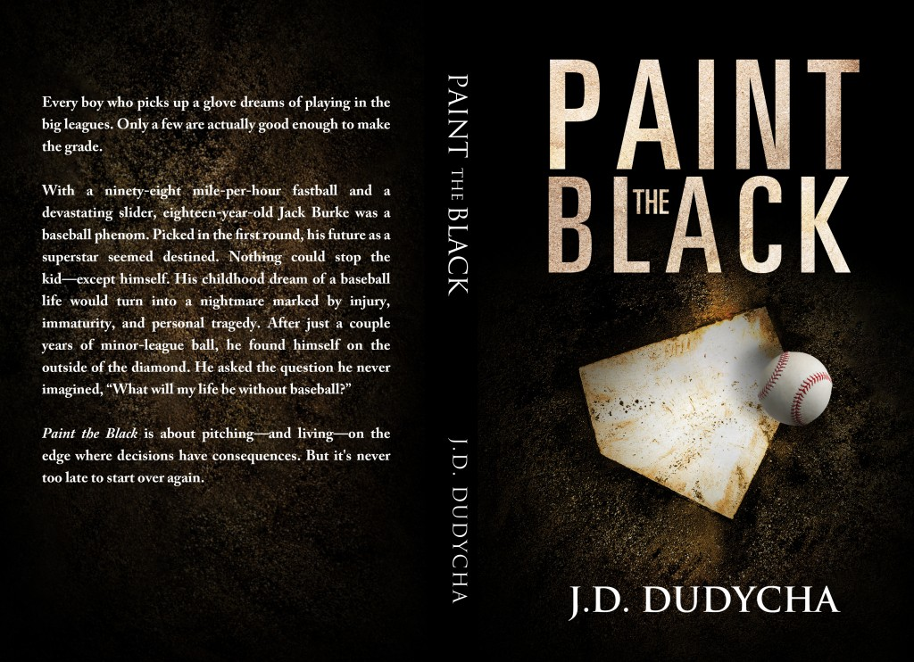 Paint the Black for CreateSpace
